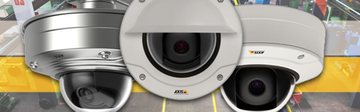 Axis Q35 Series