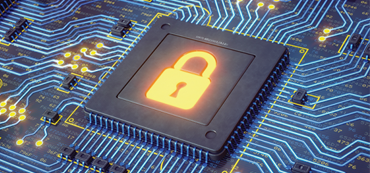 Built-in cybersecurity features